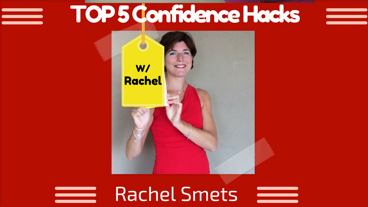 <center>Video &#038; Podcast: Top 5 Confidence Hacks! </center>