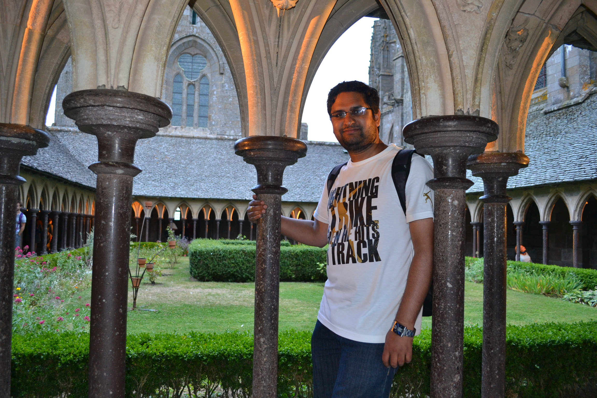<center>Expat Interview: Meet Sagar from India to Belgium</center>