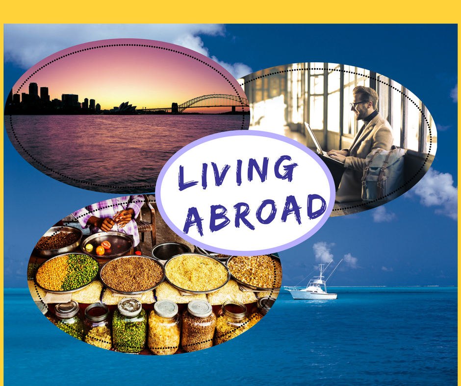 Course: Living Abroad Successfully. Watch, Learn & GO!