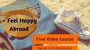 video course happy abroad