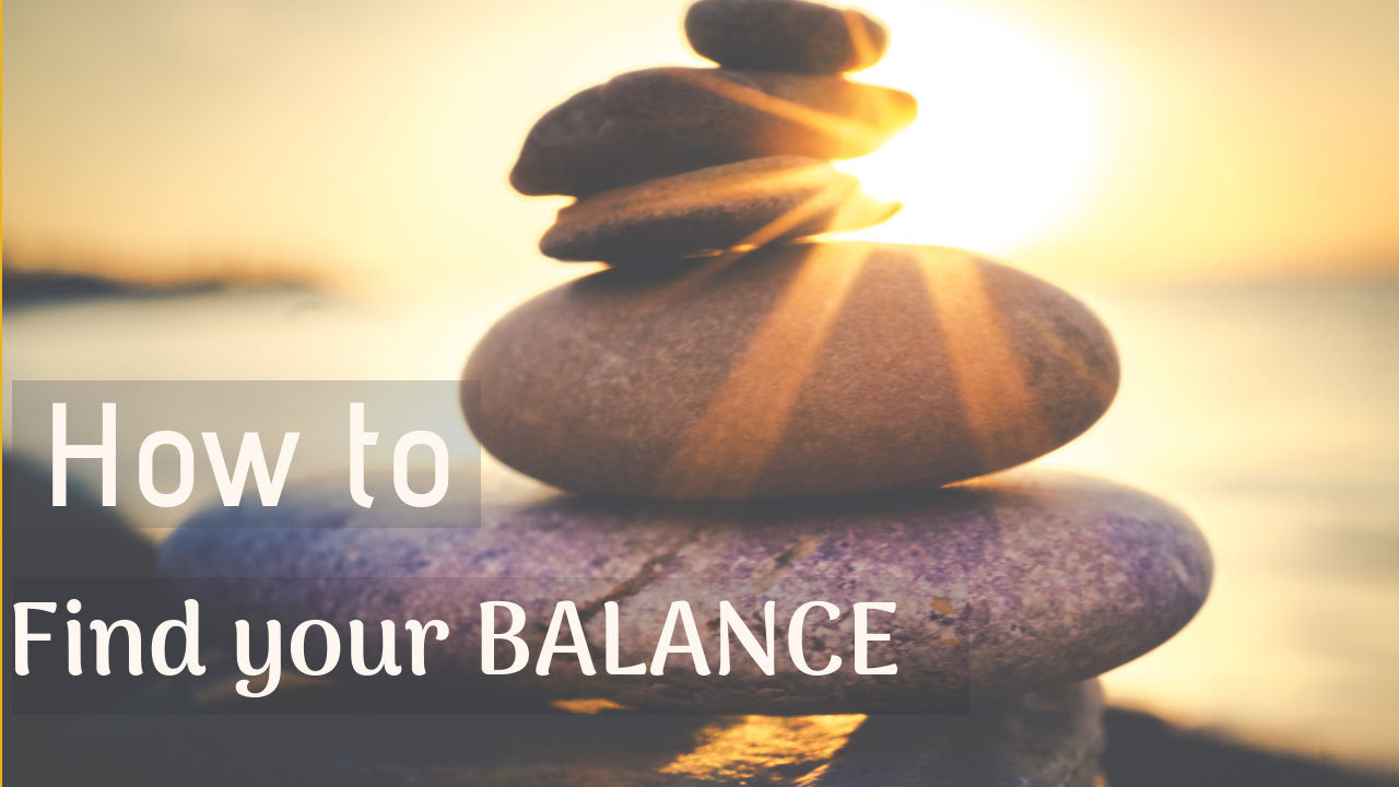 MIND-BODY-EMOTION Connection. Are you in BALANCE? (incl video)