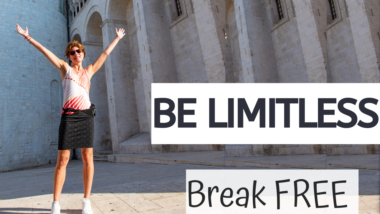 YOU ARE LIMITLESS. Start Creating Opportunities.