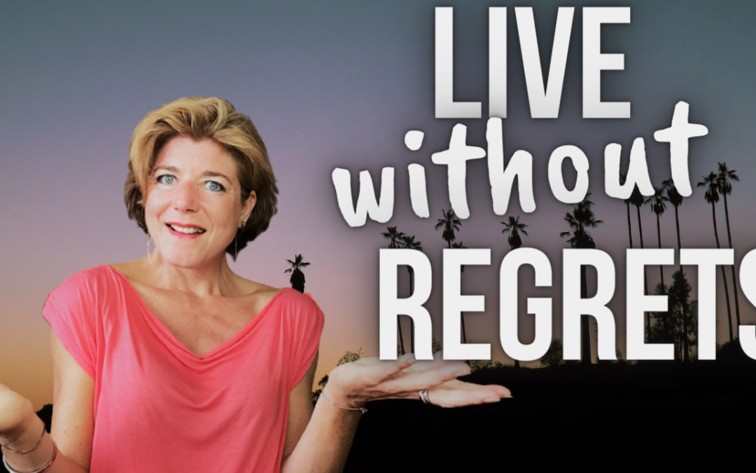 Live Life Without Regret. You Need to TAKE The LEAP. \\ NO What-If's