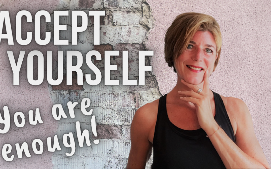 Self Acceptance. Like Who You Are Right NOW // 4 TIPS
