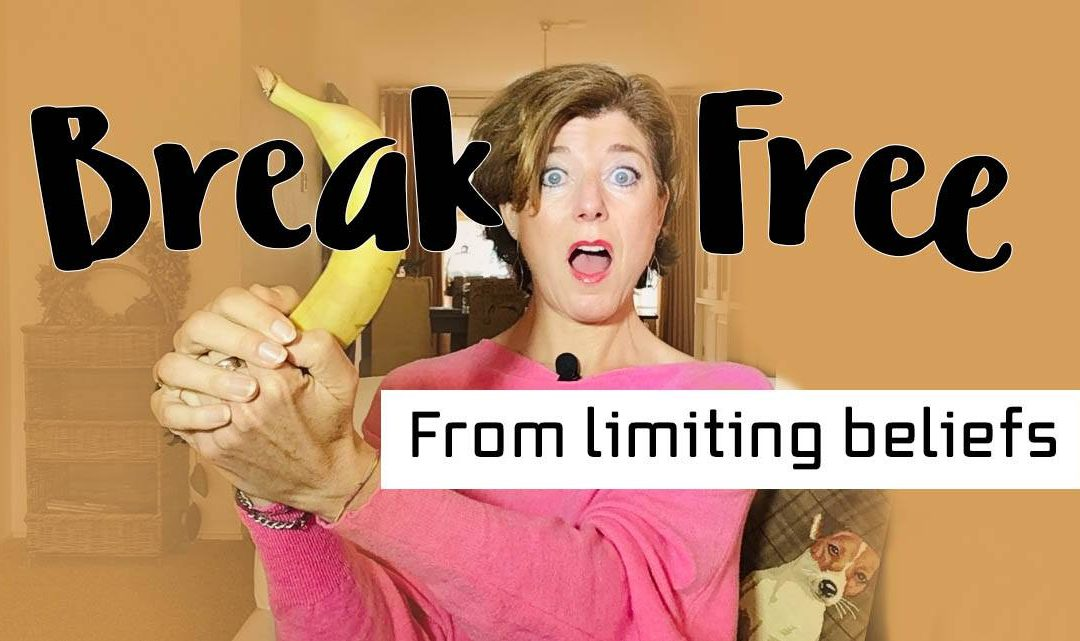 How To Let Go Of Limiting Beliefs. Get Rid Of The Monkey Mind //BREAK FREE
