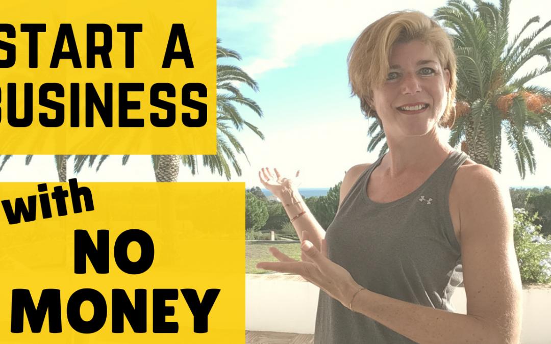 Start an Online Business with NO Money. Be an Entrepreneur