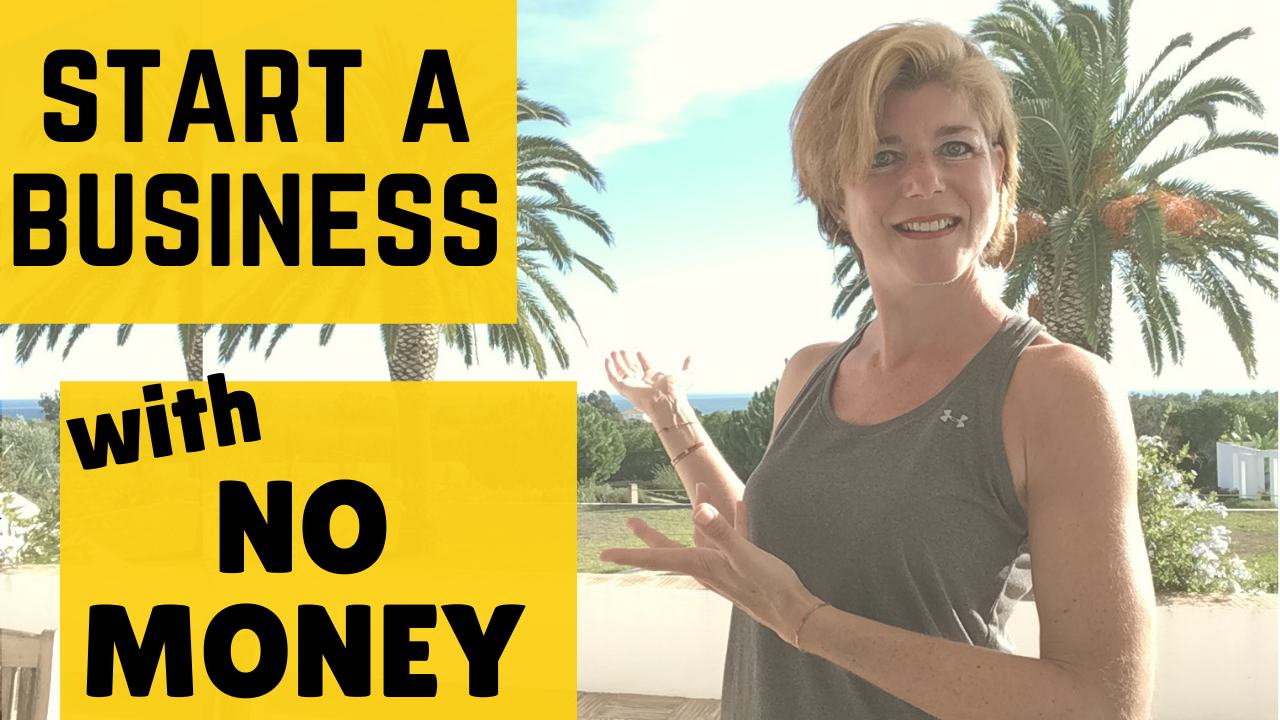 Start an Online Business with NO Money. Be an Entrepreneur