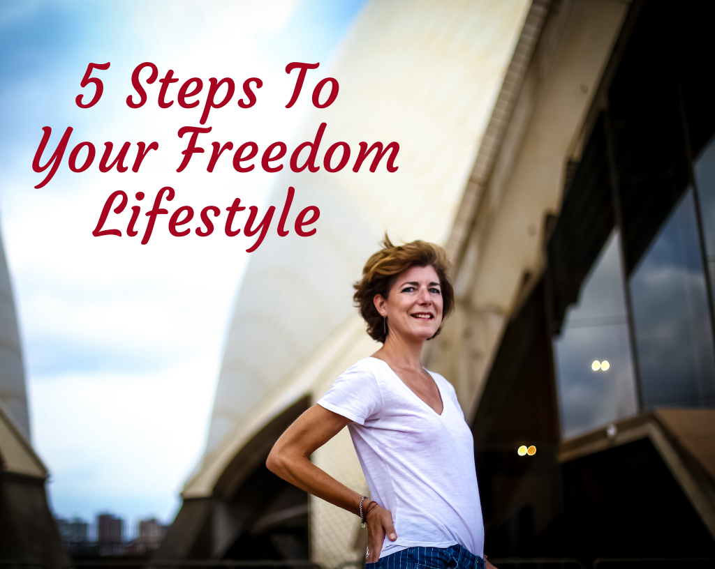 Download Your 5 Steps to Create YourFreedom Life